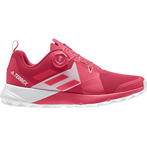 adidas TERREX Two Boa Schuhe Damen active pink/shored/ftwr white active pink/shored/ftwr white