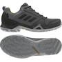 adidas TERREX AX3 Gore-Tex Wanderschuhe Wasserdicht Herren grey five/core black/mesa