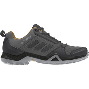 adidas TERREX AX3 Wanderschuhe Lightweight Herren grey five/core black/mesa grey five/core black/mesa