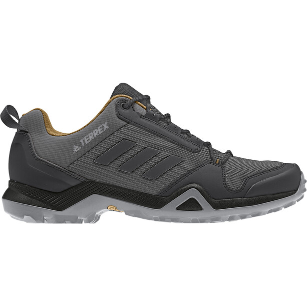 adidas TERREX AX3 Wanderschuhe Lightweight Herren grey five/core black/mesa