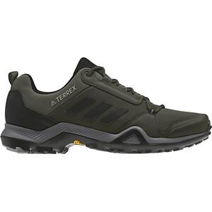adidas TERREX AX3 Wanderschuhe Lightweight Herren ngtcar/core black/rawkha ngtcar/core black/rawkha
