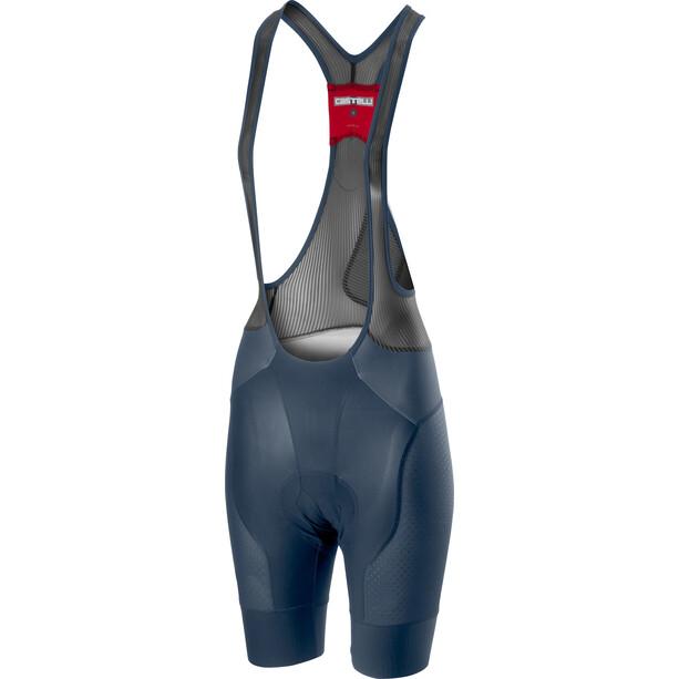 Castelli Free Aero Race 4 Bib Shorts Dam dark/steel blue
