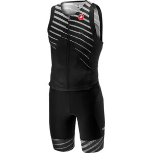 Castelli Free Sanremo Sleeveless Suit Men black/black black/black
