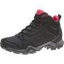 adidas TERREX AX3 Mid Gore-Tex Chaussures de randonnée Femme, carbon/core black/active pink