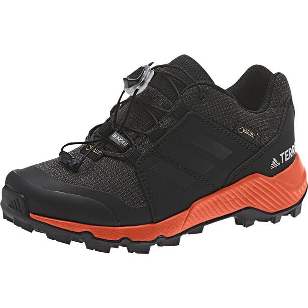 adidas TERREX GTX Chaussures Enfant, noir/gris