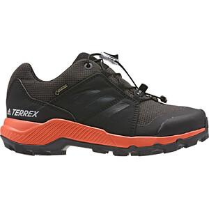 adidas TERREX GTX Chaussures Enfant, noir/gris noir/gris