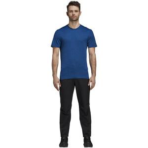 adidas TERREX Tivid T-Shirt Herren blue beauty blue beauty