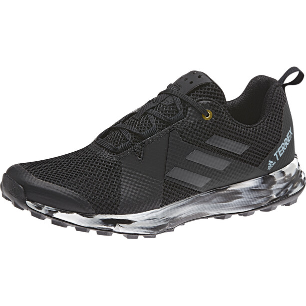 adidas TERREX Two Schuhe Damen core black/carbon/ash grey