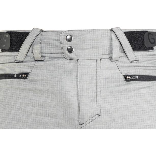 GORE WEAR H5 Gore Windstopper Hybrid Pants Herr black/terra grey