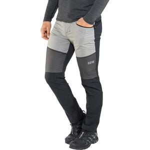 GORE WEAR H5 Gore Windstopper Hybrid Pants Herr grå/svart grå/svart