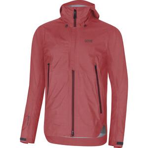 GORE WEAR H5 Gore-Tex Active Hooded Jacket Herr röd röd