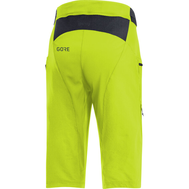GORE WEAR C5 All Mountain Shorts Herren citrus green