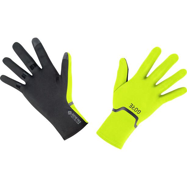 GORE WEAR M Gore-Tex Infinium Stretch Handschuhe neon yellow/black