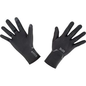 GORE WEAR M Gore-Tex Infinium Stretch Handschuhe schwarz schwarz