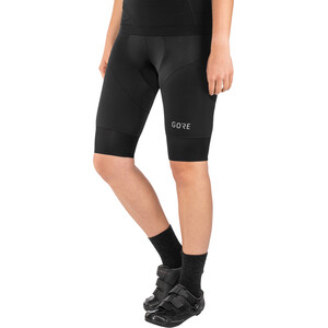 GORE WEAR C5 Kurze Tights Damen black black