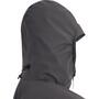 GORE WEAR R7 Partial Gore-Tex Infinium Hooded Jacket Herr black/terra grey