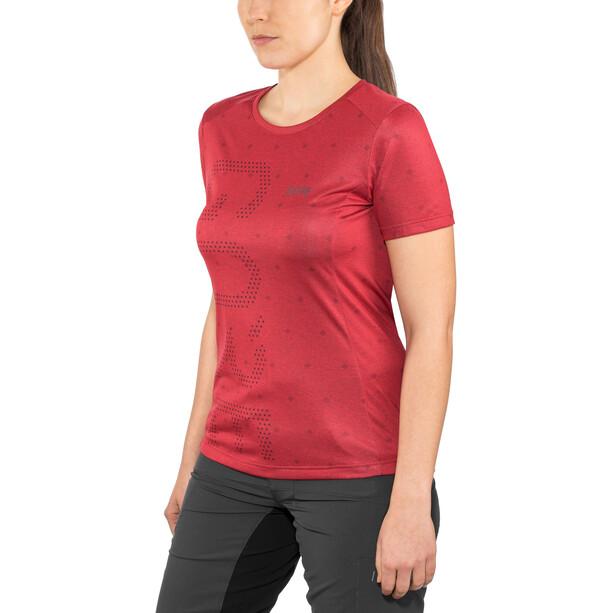 GORE WEAR M Brand Shirt Damen hibiscus pink/chestnut red