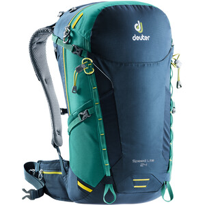Deuter Speed Lite 24 Rucksack navy-alpinegreen navy-alpinegreen