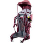 Deuter Kid Comfort Kindertrage maron