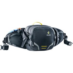 deuter Pulse 3 Hüfttasche schwarz schwarz