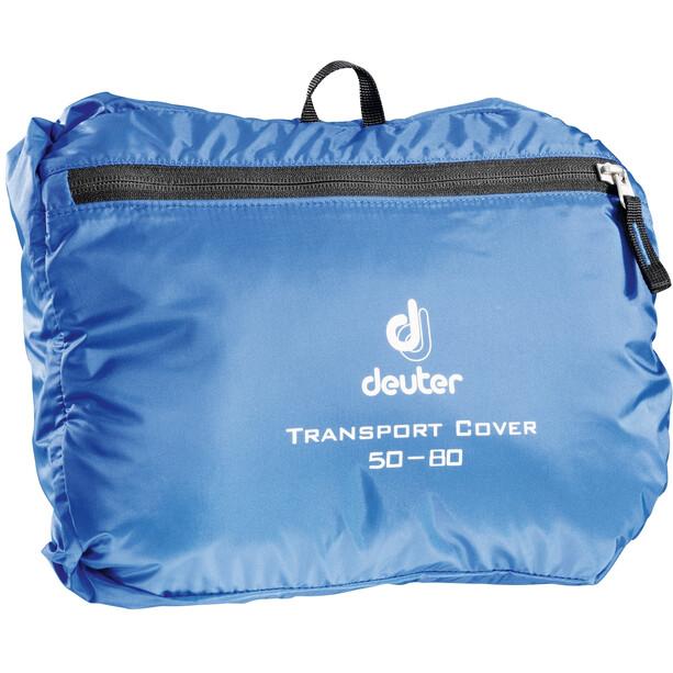 deuter Transport Cover blau
