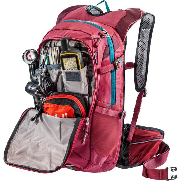 Deuter Compact EXP 10 SL Rucksack Damen cardinal-maron