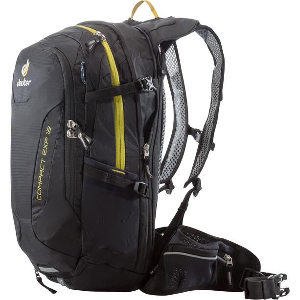 Deuter Compact EXP 12 Rucksack black