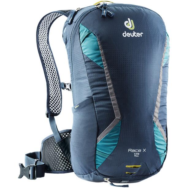 Deuter Race X Backpack 12 litres navy-denim