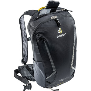 Deuter Race X Backpack 12 litres black black