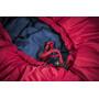 Deuter Orbit -5° Schlafsack regular cranberry-steel