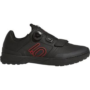 adidas Five Ten Kestrel Pro Boa TLD Buty MTB Mężczyźni, czarny czarny