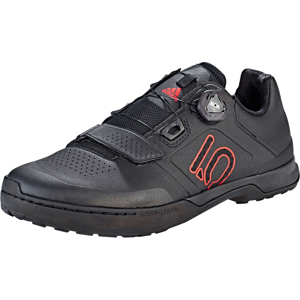 adidas Five Ten Kestrel Pro Boa TLD Mountain Bike Shoes Men, musta