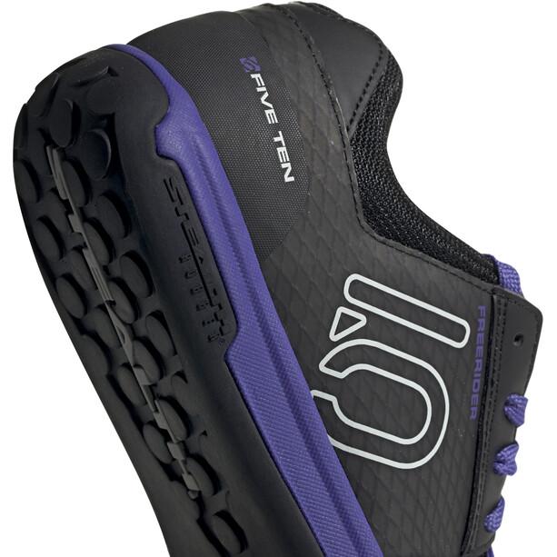 adidas Five Ten Freerider Contact Schuhe Damen core black/carbon/purple