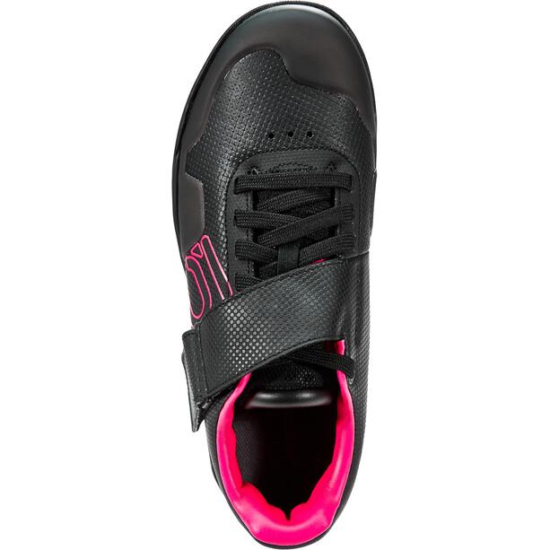 adidas Five Ten Hellcat Pro Mountain Bike Schuhe Damen core black/shock pink/grey one