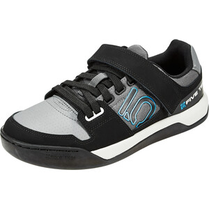 adidas Five Ten Hellcat Mountain Bike Schuhe Damen grey five/core black/shock cyan grey five/core black/shock cyan