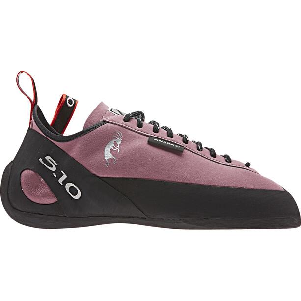 adidas Five Ten Anasazi Lace Kiipeilykengät Miehet, trace maroon/core black/core white