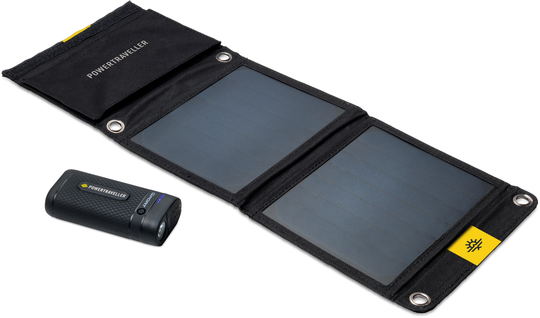 powertraveller sport 25 powerbank mit solar kit. Black Bedroom Furniture Sets. Home Design Ideas