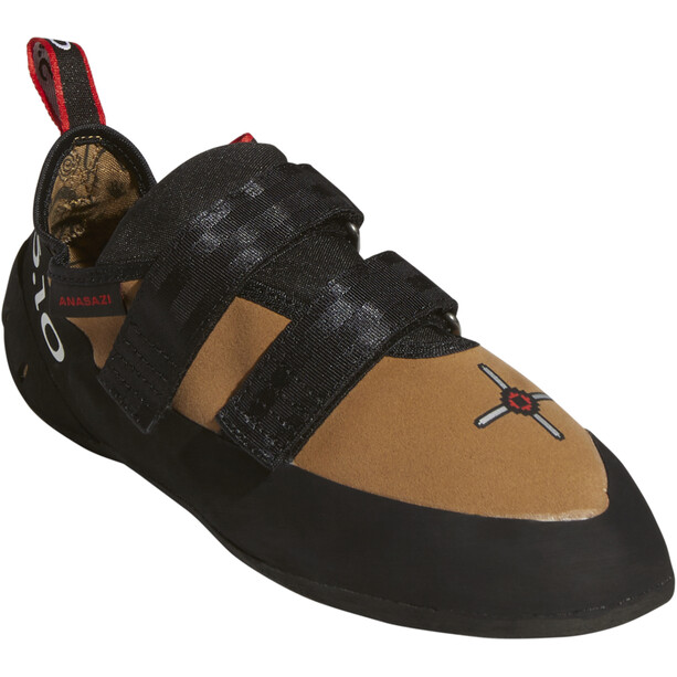 adidas Five Ten Anasazi VCS Climbing Shoes Herr rawdes/core black/red