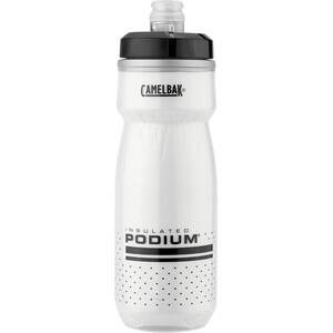CamelBak Podium Chill Flasche 620ml weiß/schwarz weiß/schwarz