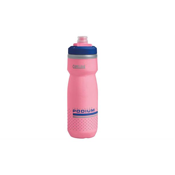 CamelBak Podium Chill Flasche 620ml pink/ultramarine