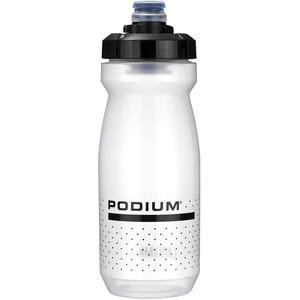 CamelBak Podium Bottle 620ml transparent/svart transparent/svart