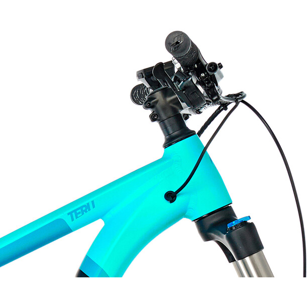"Ghost Hybride Teru B 4.9 AL 29"" electric blue/jet black/shadow blue"
