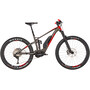 """Ghost Hybride SL AMR S 6.7+ LC 29/27,5+"""" titanium gray/riot red/star white"""