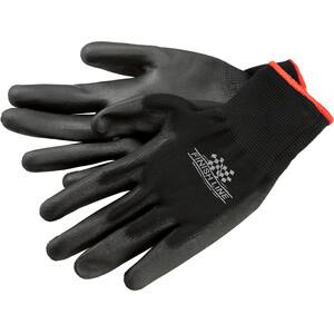 Finish Line gants d'atelier L/XL, noir noir