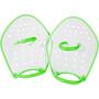 transparent/grön