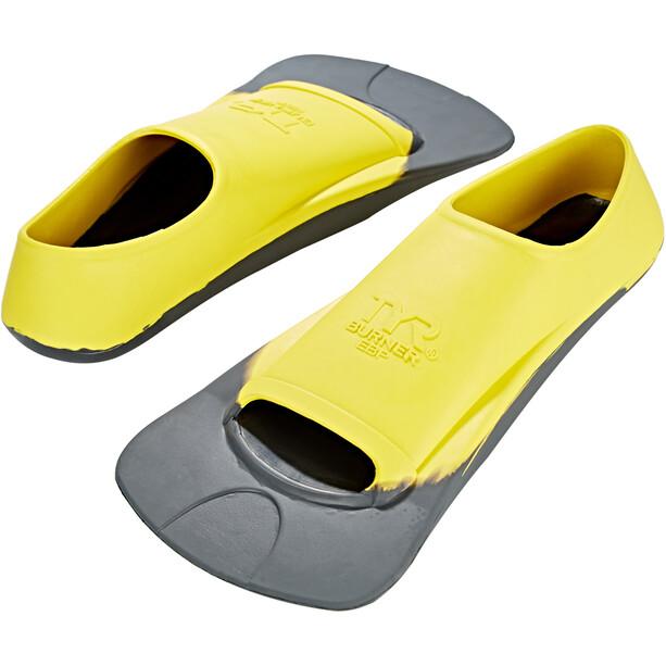 TYR Burner EBP Flossen M yellow