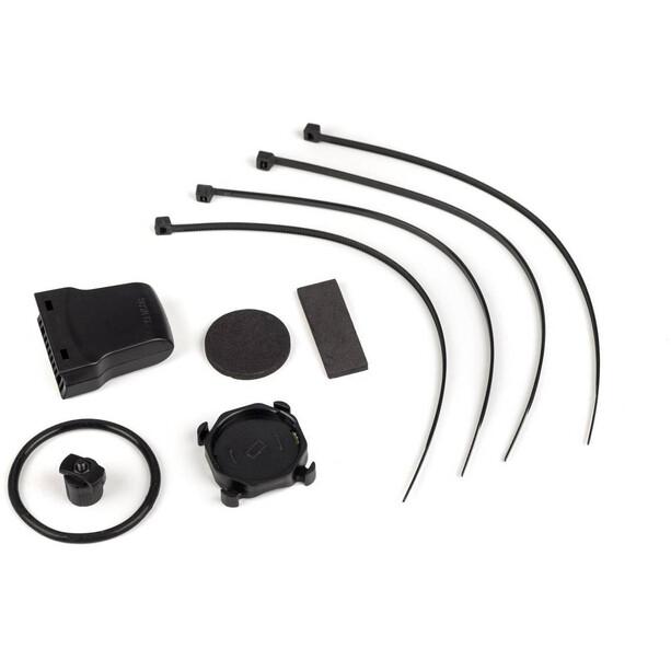 Cube RFR CMPT Compteur de vélo sans fil, noir