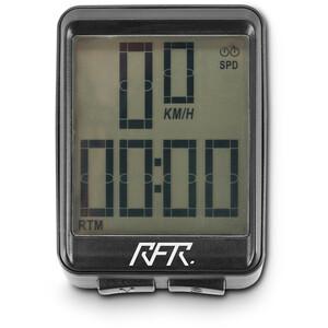 Cube RFR CMPT Compteur de vélo sans fil, noir noir
