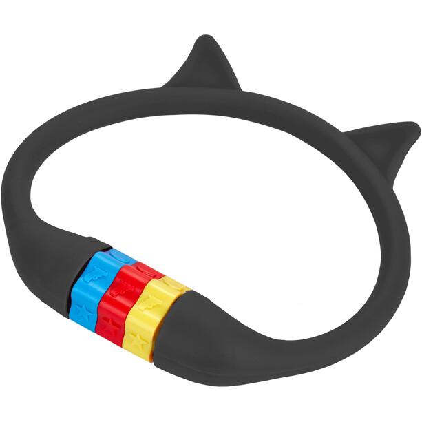 Cube RFR HPS Zahlen-Kabelschloss Cat Kinder schwarz