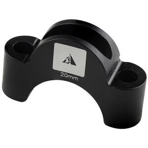 Profile Design Bracket Riser Kit 20mm schwarz schwarz